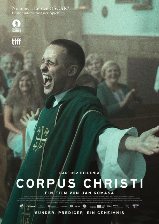 Corpus Christi Filmplakat - www.der-filmgourmet.de