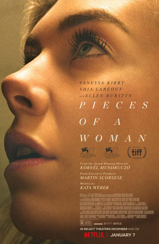 Filmkritik Pieces Of A Woman - der-filmgourmet.de