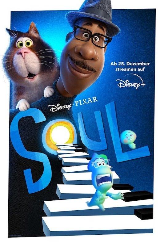 Soul Filmplakat - der-filmgourmet.de