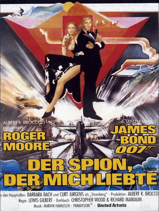 Filmkritik Der Spion der mich liebte - der-filmgourmet.de